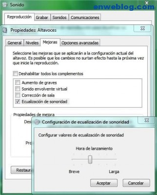 Como subir el volumen a windows 7