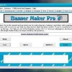 Crear banner con Banner Maker Pro