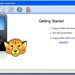 Cheetah iPod Video Converter, convertir vídeo en iPhone