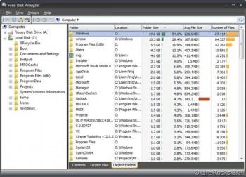 Gestiona el espacio de tu disco rígido con Disk Usage Analyzer