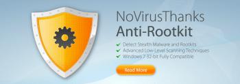 NoVirusThanks Anti-Rootkit