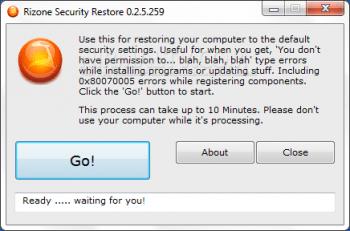 Restaurar Windows 7