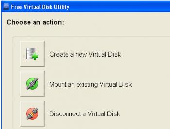 Virtual Disk Utility