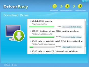 DriverEasy - Descargar y Actualizar drivers faltantes