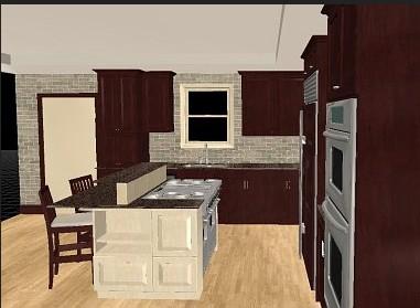 diseño de cocinas de casas