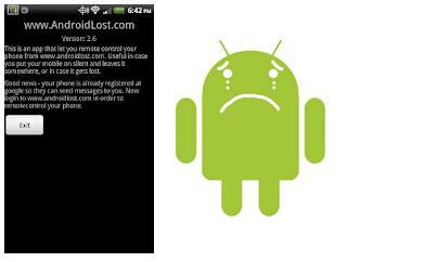 recuperar el android