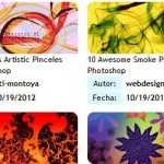 Cientos de Brushes originales y gratis para Photoshop