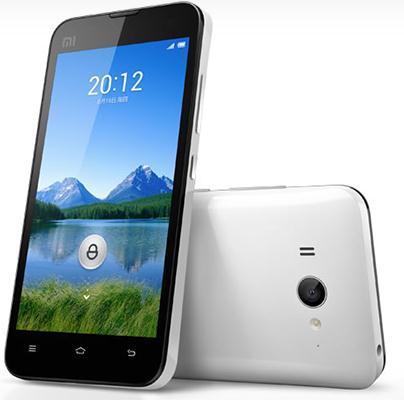 Smartphone chino Xiaomi Mi2 2013