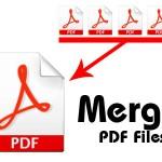 Combinar archivos PDF con MergePDF