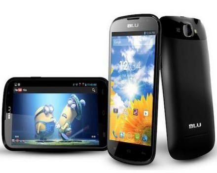 celular barato Blue dash android