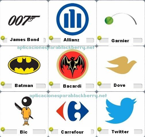 Logo Game Blackberry playbook nivel 1.1