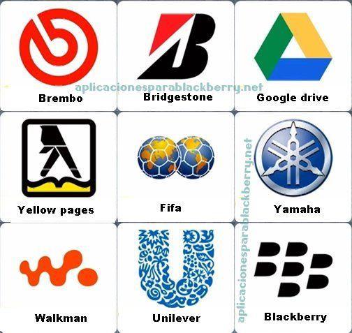 Logo Game Blackberry playbook nivel 3.3