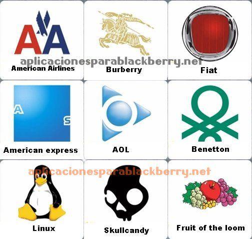 Logo Game Blackberry playbook nivel 4.1