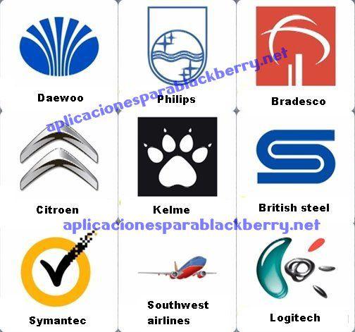 Logo Game Blackberry playbook nivel 6.3
