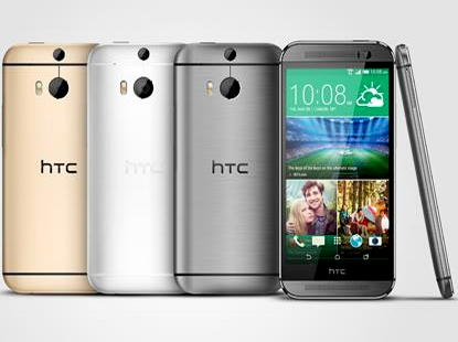 lanzamiento del HTC One M8