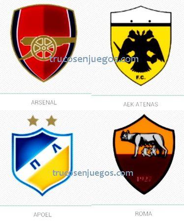 Football Logos Quiz FedApp Nivel 1