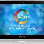Samsung lanzará Galaxy Tab Pro con pantalla AMOLED