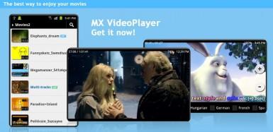 El mejor reproductor de video para Android