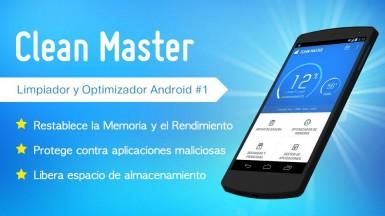 Clean Master para Android