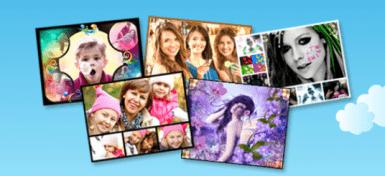 Editar fotos en PiZap