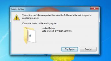 Eliminar archivos bloqueados