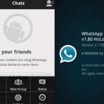 Cambia la apariencia de tu WhatsApp con WhatsApp Plus Holo