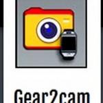 Tomar selfies con Gear2Cam en Android